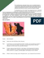 Bailes y Trajes de Nicaragua