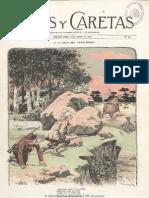 Caras y Caretas (Buenos Aires). 3-6-1899, n.º 35