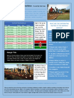 kenya sucess info-graphic