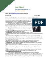 Pa Environment Digest April 28, 2014