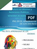 Semana Academica Lirp 2014