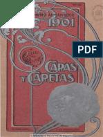Caras y Caretas (Buenos Aires). 5-1-1901, n.º 118
