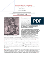 BURKE, Peter - Problemas Causados Por Gutenberg