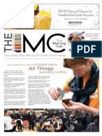 The Specialty Coffee Association of America's (SCAA) Event Newspaper, The Morning Cup - Issue No. 3, 2014