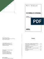 Virilio Paul Guerra e Cinema