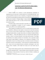 Trabajo Práctico de Literatura Latinoamericana II