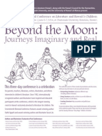The Seventeenth Biennial Conference on Literature and Hawai'i's Children.   Beyond the Moon