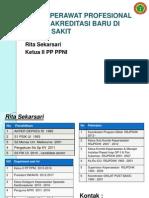 Peran Perawat Professional Dalam _akreditasi v.2012_ Rita_ Rev1