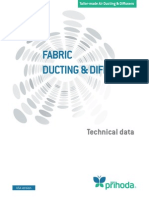 Fabric Ducting Technical Data Eng North America
