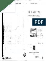 El Capital - Marx