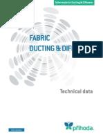 Datos Tecnicos Para La Fabricación de Ductos en UE