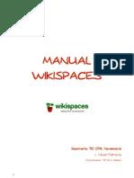 Manual de wikispaces