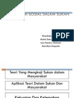 47663109 Teori Sosial Dalam Sukan