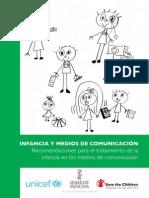 Infancia y medios de comunicacion