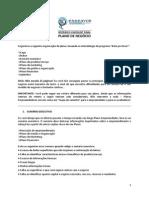 Roteiro Para Elaboração Do Plano de Negócio (Bota Pra Fazer)
