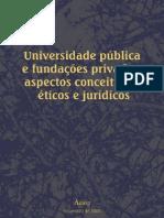 Universidades Públicas e Fundações