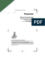 Manual Panasonic Español
