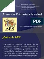 Atencion Primaria a La Salud