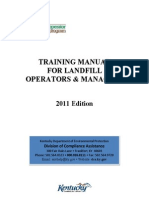 Landfill Operator and Manager Training Manual 061211 Final......