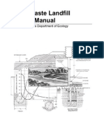 Solid Waste Landfill Design Manual