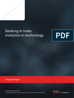 Banking in India Evolution in Technology
