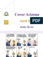 April 29 12:30PM - Cover Arizona by Kathy Byrne