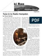 Hamraki Rag August 2009 issue