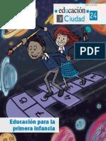 Revista24idep Infancia