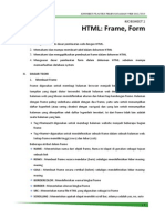Jobsheet Pemrograman Web 2