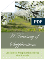 A Treasury of More Supplications - English