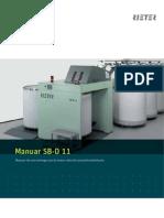 Manuar Rieter Db 11 PDF