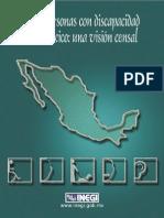 23 Las Personas Con Discapacidad en México. Una Visión Censal - Inegi