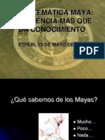 Taller Uso de Abaco Maya