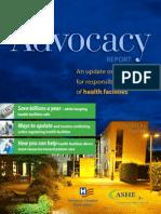 ASHE Advocacy Report 2012