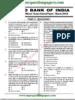Ibps Po Exam 2010 Paper