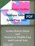 Pre-Islamic Arabia (1)