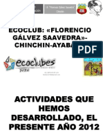 Ecoclub Chinchin