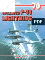 Lockheed P-38 Lightning Cz. 3 (Monografie Lotnicze 70)