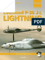 Lockheed P-38 J-L Lightning (No 6109)