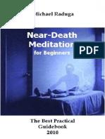 Near-Death Meditation for Beginners. Yoga. Free E-book