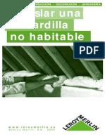 Como aislar acustica y termicamente - 2.pdf