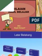 penilaianhasilbelajar-130628112333-phpapp01