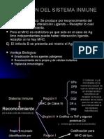 5.- Activacion Del Sistema Inmune