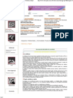 Impactos Ambientales y Actividades Productivas - Celulosa y Papel
