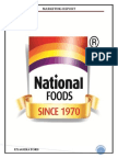 National Foods Report
