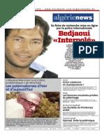 Algerie News Du 26.04.2014