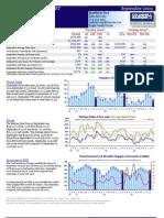 Fairfield Market Action Report Oct 2009