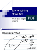 My Remaining Drawings