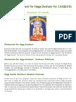 Pariharam for Naga Dosham for Childbirth | Chennai Temples