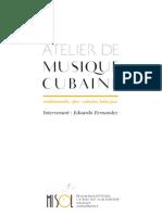 Muisque Cubaine
